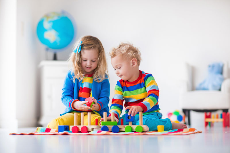 a study on blocks and block play in childrens development domains Building blocks brilliant marybeth imagination is integral to block play children it is fascinating to observe a child's development, from a toddler.