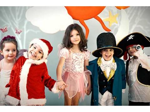 Театральная студия «Причуда» для детей от 4 лет