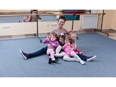 Ритмика - танцы для детей от 2,5 до 4 лет в Минске